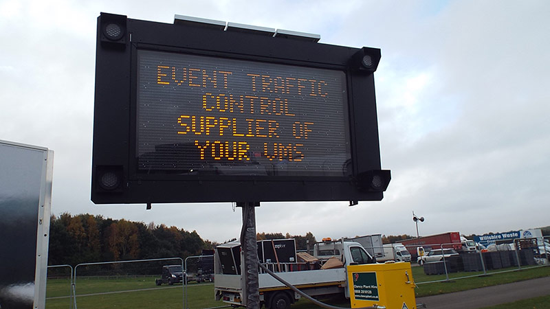 Event Traffic Control